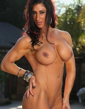Big Tits Muscle Porn