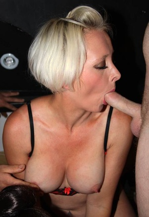 Amateur chick Tracey Venus takes on all dicks while being gangbanged