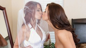 Monique Alexander is having an spectacular lesbian sex with Whitney Westgate